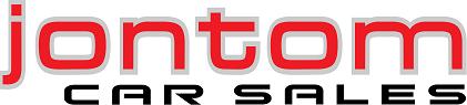 Jontom Car Sales Logo